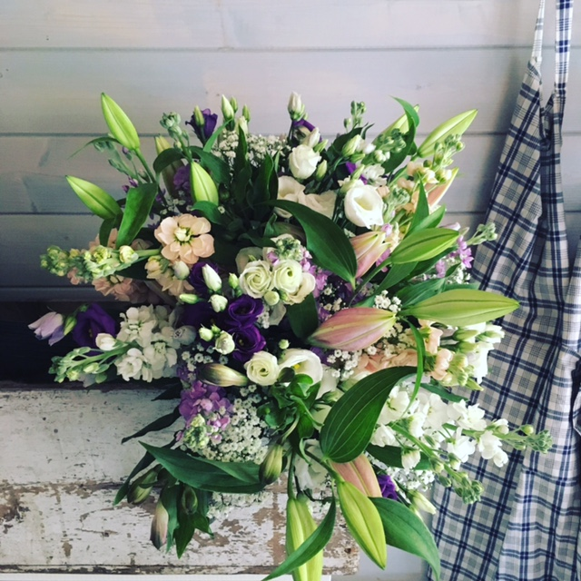 Flower Bouquet - Wedding Florist Peterborough