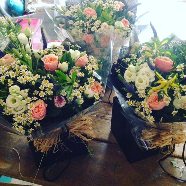 Flower Bouquet - Wedding Florist Peterborough