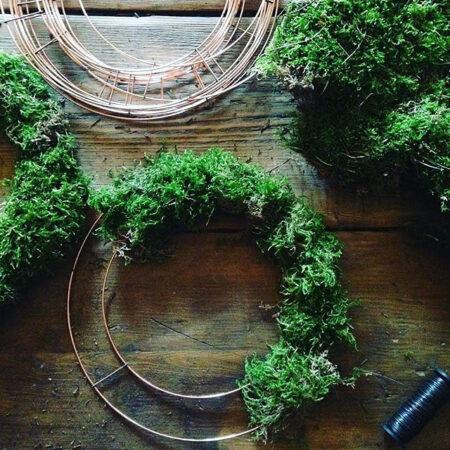 Christmas Wreath Workshop Peterborough